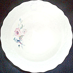 Mount Clemens Vogue Poppy Serving Bowl