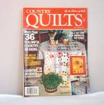 Country Quilts Magazine Fall/winter