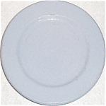 Mcnicol Blue Dessert Plate