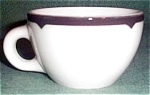 Mcnicol Black Border Cup