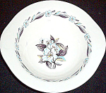 Pope Gosser Blue Azalea Cereal Bowl