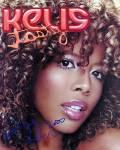 Kelis Autographed Signed Photo