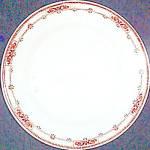 Wellsville Liberty Dessert Plate