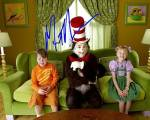 Mike Myers Cat In Hat Autographed Signed Photo