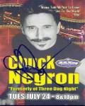 Chuck Negron Autographed Signed Photo