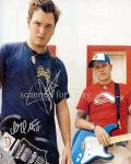 New Found Glory Autographed Signed Photo