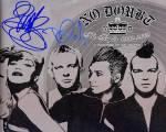 No Doubt Autographed Signed Photo