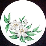 Royal Dogwood Bread Plate
