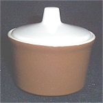 Royal Ironstone Brown Sugar Bowl