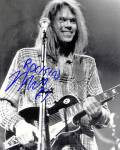 Neil Young Autographed Signed Photo 1