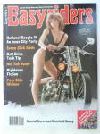 Easyriders Magazine February 1987 Seven Slick Sleds