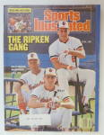 Sports Illustrated Magazine March 9, 1987 Ripken Gang