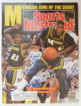 Sports Illustrated April 10, 1989 The Wolverines