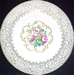Royal Victory Gold Dinner Plate