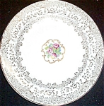 Royal Victory Gold Bread Plate