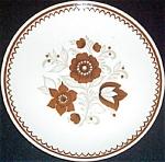 Royal Nutmeg Dinner Plate