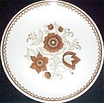 Royal Nutmeg Chop Plate