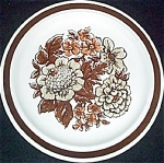 Royal Indian Summer Dinner Plate