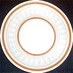 Royal Mozambique Bread Plate