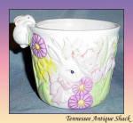Bunny Flower Pot Russ Berrie