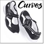 Curves For Women Trail In Style Sneaker