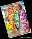 The Big Bounce Movie Poster Owen Wilson