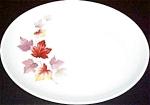 Sabin Autumn Leaves Platter