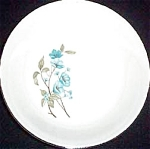 Sabin Blue Floral Soup Bowl