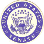 United States Senate Coaster Set