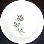 Sabin Black Rose Cereal Bowl