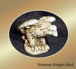 Faux Bone Miniature Bald Eagle