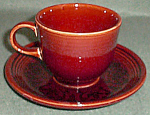 Hlc Sheffield Amberstone Cup And Saucer
