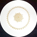 Sheffield Serenade Chop Plate