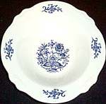 Sheffield Blue Dresden Cereal Bowl