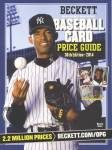 2014 Beckett Baseball Card Price Guide, 36th Ed (1909 To Present)
