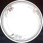 Shenango Spring Flower Salad Plate