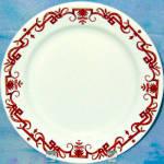 Shenango Moroccan Dinner Plate
