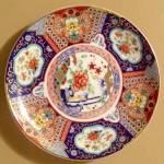 Porcelain Imari Plate