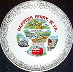 Harpers Ferry Souvenir Plate