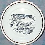 Fort Necessity Souvenir Plate