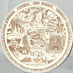 Endless Caverns Virginia Souvenir Plate