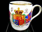 1937 King George Vi Hammersley Mug