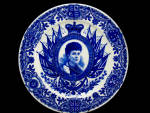 1902 Queen Alexandra Wedgwood Coronation Plate.