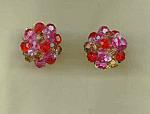Vintage Earrings By Marcella
