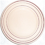Sterling Desert Tan Bread Plate