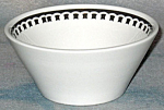 Sterling Gray Rim Cereal Bowl