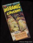 Meramec Caverns 1950s Brochure Stanton Mo