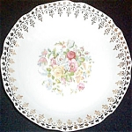 Stetson Floral Filigree Soup Bowl