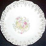 Stetson Floral Filigree Cereal Bowl