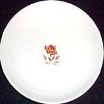 Steubenville Minuet Rose Soup Bowl